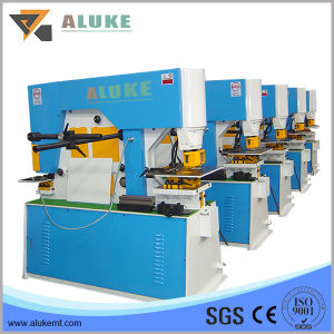 Combined Punch and Shear for Angle Steel pictures & photos