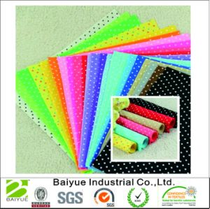 Whole Sale High Quality Printed Felt Fabric for Kids Handicrafts pictures & photos