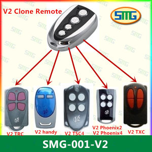 RF Duplicator V2 Phoenix2 V2 Phoenix4 433.92MHz Rolling Code Remote Control