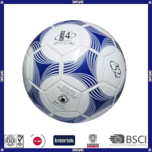 Ome Logo Good Price Size 4 Soccer Ball pictures & photos