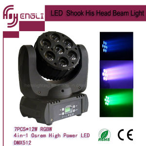 7PCS LED Moving Head of Beam Stage Lighting (HL-010BM) pictures & photos