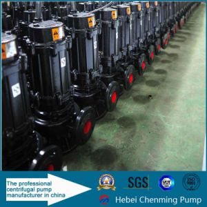 Electric Deep Well Submersible Underground Water Pump for Sale pictures & photos