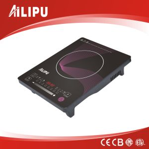 Ultrathin Touch Induction Cooker with Double Aluminium Coil pictures & photos