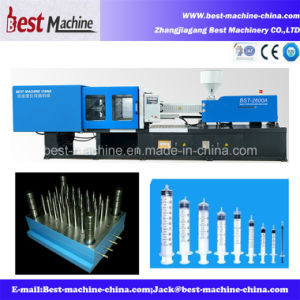 Plastic Syringe Injection Moulding Machine pictures & photos