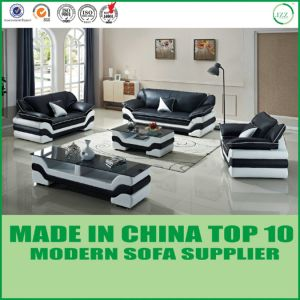 Modern Furniture Home Leather Sofa Set pictures & photos