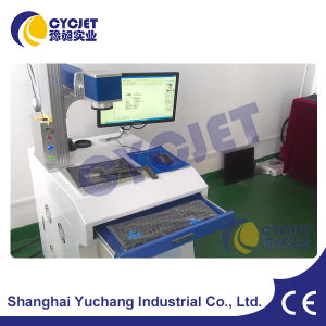 Cyc Stationary Metal Card Laser Printing Machine pictures & photos
