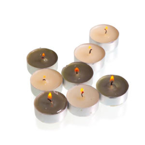 14G Scented Mini Tealight Candle with Plastic Bag pictures & photos