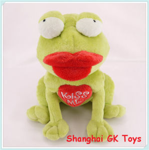 Sitting Frog Valentine Gift New Gift Novelty Gift pictures & photos
