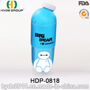 New Style Plastic Travel Tritan Bottle (HDP-0818) pictures & photos