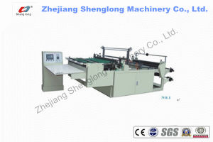 Multifunctional Computer Controlled Heat -Cutting Bag-Making Machine (SL-RFQ) pictures & photos