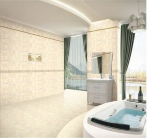 Granite Decorative Antibacterial Porcelain Material for Floor Tile pictures & photos