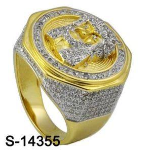 Factory Wholesale 925 Sterling Silver Ring Jewelry pictures & photos
