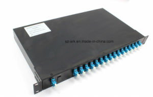 2*8 CWDM with Rack Package, Mux and Demux pictures & photos