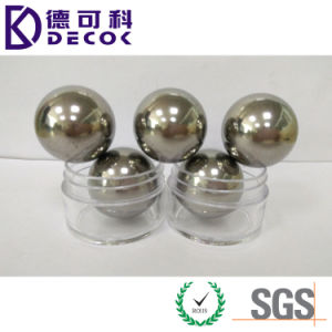 Hot Sale 3mm AISI 304 Stainless Ball Bearing Ball pictures & photos