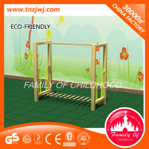Hot Sell Children Wooden Body Building Exercise Equipment pictures & photos
