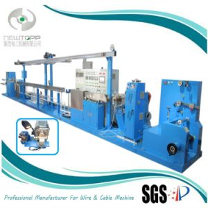 Teflon Cable Wire Extruder Machine pictures & photos
