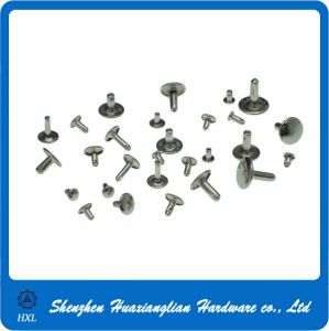 Stainless Steel Semi Tubular Round Head Rivet pictures & photos