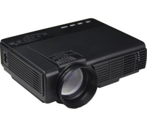 New portable Android Mini Projector LED Lamp Multimedia Projector pictures & photos
