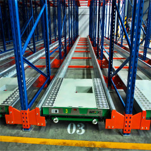 Smart Vehicle Tracking System Shuttle Racking System pictures & photos