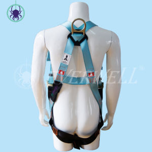 Full Body Harness, Safety Harness, Seat Bel, Safety Belt, Webbing with Certification: Ce0158, Certification Ce-En 361: 2002. (EW0115H) pictures & photos