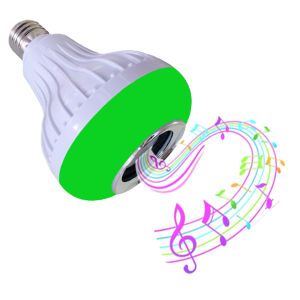 Bluetooth Speaker LED Music Bulb 2016new! pictures & photos