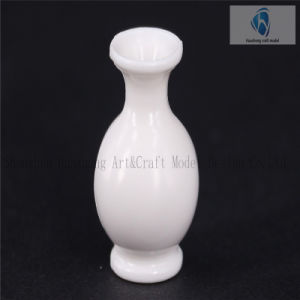 High Quality Plastic White Model Classic Vase for Landscape Layout