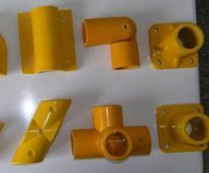 FRP Clip /Fixed Part/Fixed Support/Fiberglass/FRP Pipes pictures & photos