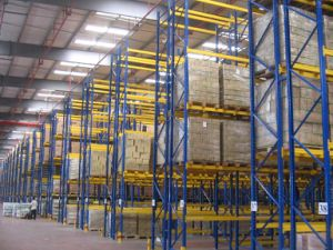 Q235 Steel Warehouse Selective Pallet Rack pictures & photos