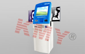 Free Standing Self-Service Touch Screen Payment Kiosk pictures & photos