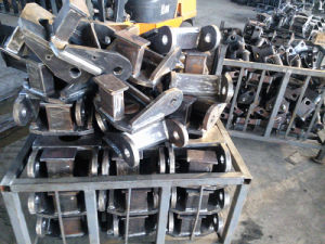The Agricultural Machinery Parts Made of Thick Plate Weldments