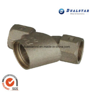 Copper Sand Casting for Strainer Valve Body pictures & photos