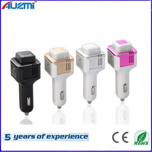 Mult-Function 3 in 1 USB Car Charger with Bluetooth Headphone