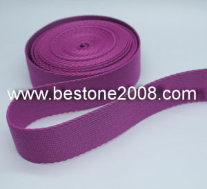 Factory High Quality PP Twill Webbing 1603-33b pictures & photos