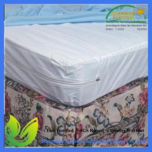100% Cotton Dust Mite Proof Mattress Covers pictures & photos