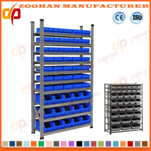Heavy Duty Display Garage Shelving Storage Rack (ZHr377) pictures & photos