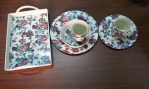 Eco Bamboo Fiber Tableware Combination Series with Print (BC-CS1024) pictures & photos