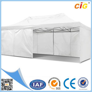 3X6 White Outdoor Folding Disaster Relief Tent pictures & photos