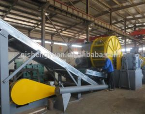 30-80 Mesh Fine Rubber Grinding Machine for Waste Tyre Recycling Line pictures & photos