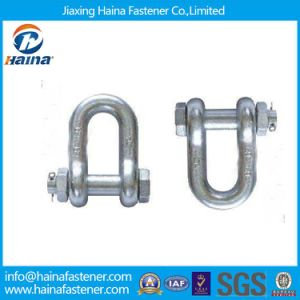Manufacturer Customized Forged Galvanized Steel G400 Oval Eye Nut pictures & photos