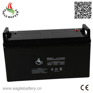 12V 120ah Rechargeable Mf Lead Acid Battery for UPS pictures & photos