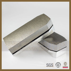 Sunny Diamond Metal Bond Granite Abrasive Fickert pictures & photos