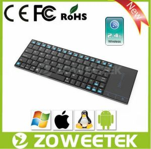 Zoweetek-10.1 Inch Bluetooth Keyboard with Mousepad for Android Tablet PC pictures & photos