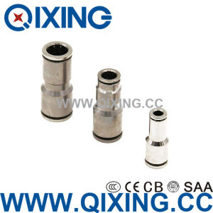 Stainless Steel/Copper Push to Connect Fittings Pneumatic Valve pictures & photos