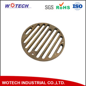 OEM Metal Copper Sand Casting with CNC Machining