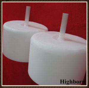 Customized Milky White Singing Silica Quartz Crucibles pictures & photos