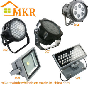 LED Flood Light IP67 RGB Outdoor Lamp Building Wall Washer