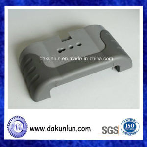 Double Shot Injection Plastic Panel Cover for Medical Appliance