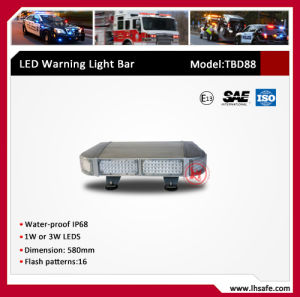 Mini Warning Haogen Light Bar (TBD88) pictures & photos