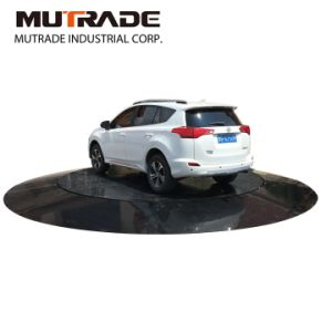Hot Sale Electric Rotating Platform Car Parking Turntable pictures & photos