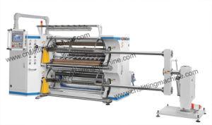 Plastic Film Slitting Machine for BOPP, PVC, Pet, PE pictures & photos